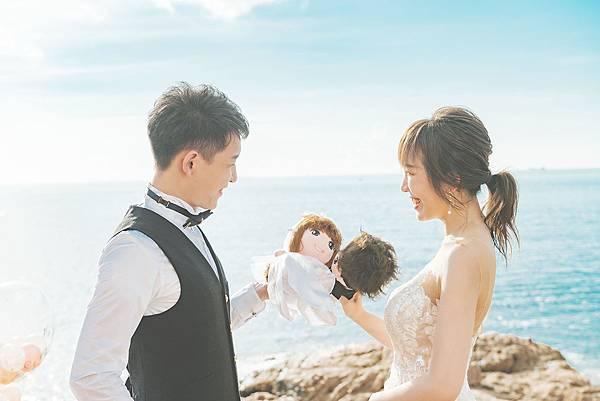Cookie+Fung 訂做結婚娃娃