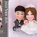 喵喵+BossBoss 結婚娃娃