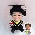 樂熙 畢業娃娃