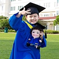 Lee Yin Leung 畢業公仔