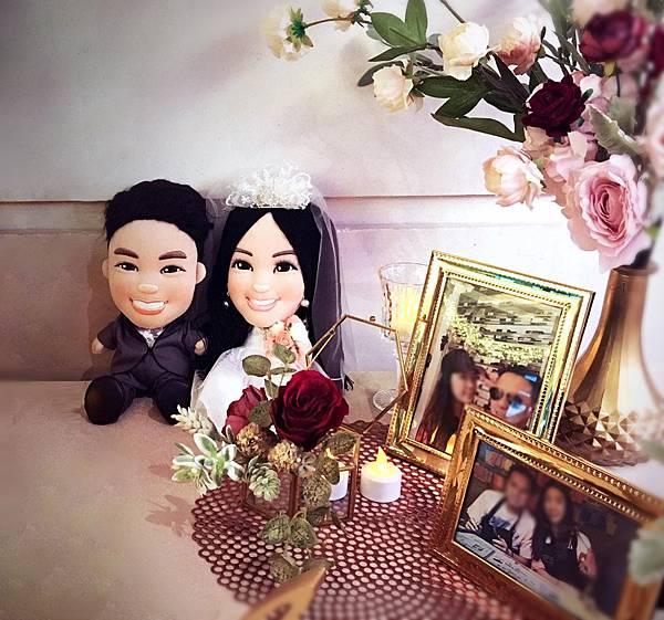 MMG+BBG - 婚禮布置
