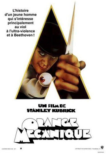 發條桔子【A Clockwork Orange】