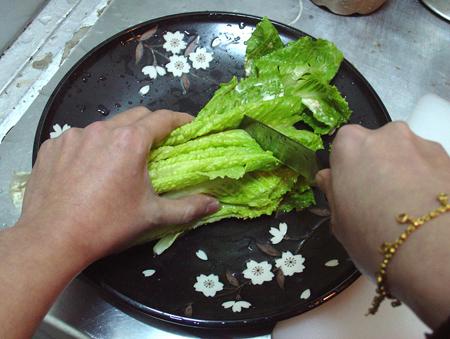 2007/11/30 楓糖核桃乳酪火腿沙拉