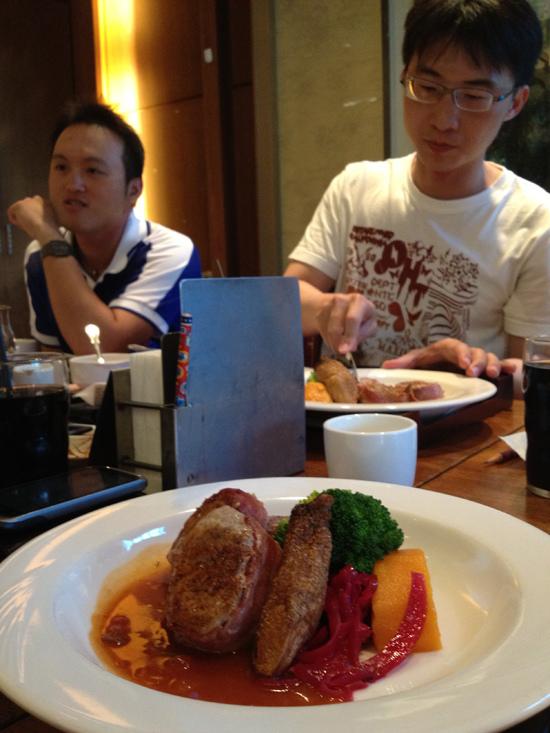 2012/9/16 泳渡日月潭