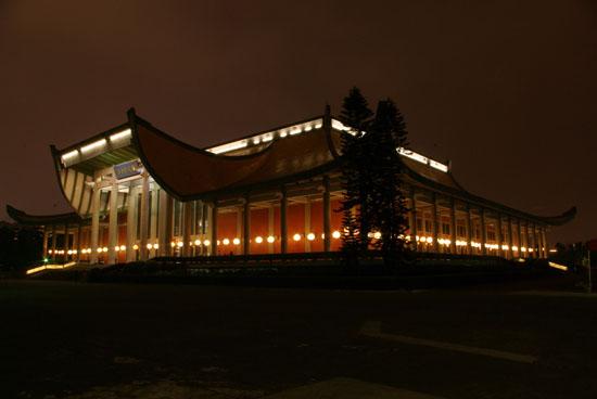 2009/01/22 國父紀念館