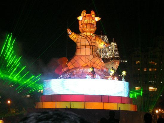 2009/02/12 國父紀念館花燈展