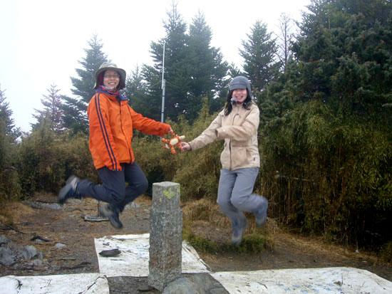 2009/3/29 南橫三星之關山嶺山