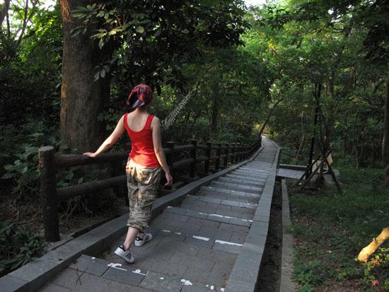 2009/5/29~2009/5/30 新竹二日遊─十八尖山