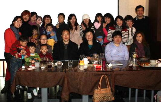 2011/1/8 高中同學會 + 丫良