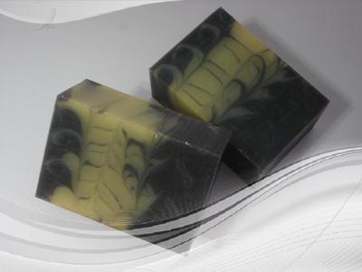 清涼薄荷炭皂