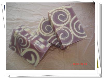 薰衣紫草皂