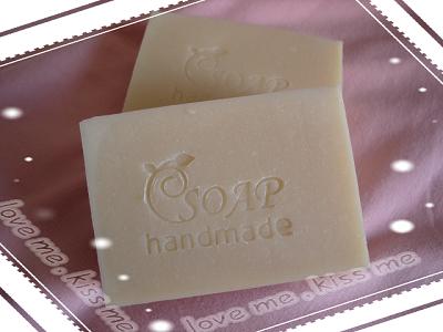 新鮮蘆薈皂