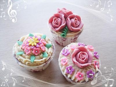 紙杯蛋糕皂