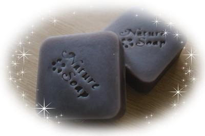 桂花紫草皂