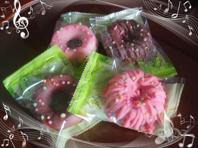 甜甜圈母乳皂