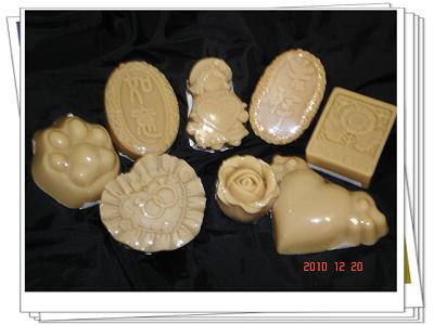 珍珠薏仁母乳皂