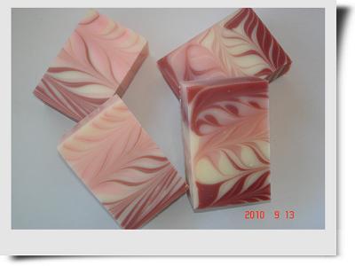 浪漫玫瑰皂