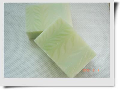 清新馬鞭草皂