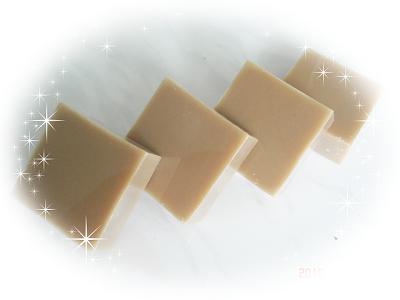 洋甘菊香氛母乳皂