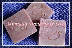 玫瑰香精母乳皂(彥平媽咪)