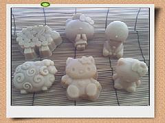 金盞花BABY 母乳皂(梅菁媽咪)