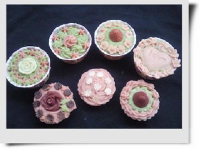 小蛋糕母乳皂(小鈺媽咪)