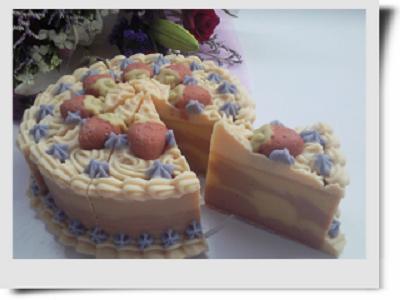 甜杏仁BABY母乳蛋糕皂
