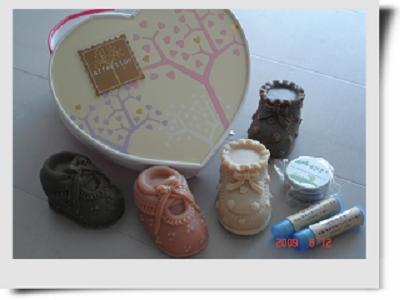 彌月皂禮盒