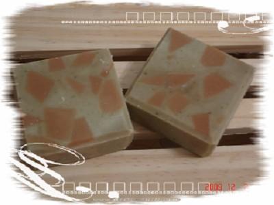 綠藻檸檬母乳皂