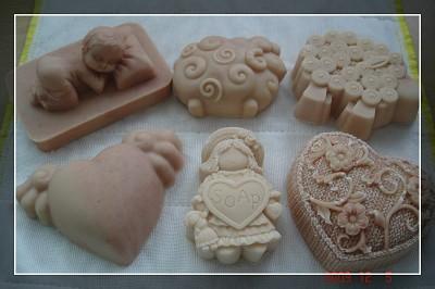 榛甜母乳皂