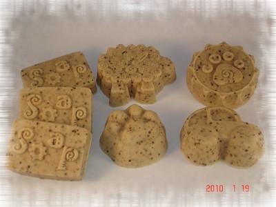 咖啡lulu母乳皂