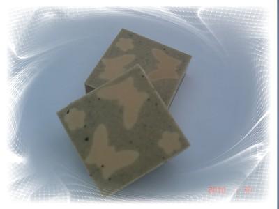 檸檬綠藻母乳皂