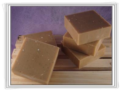 綠豆薏仁母乳皂