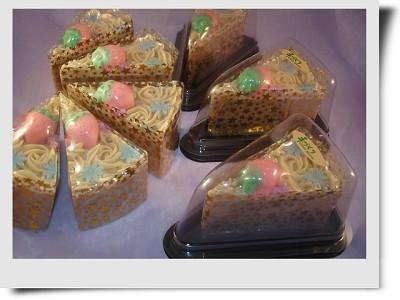草莓香氛蛋糕皂