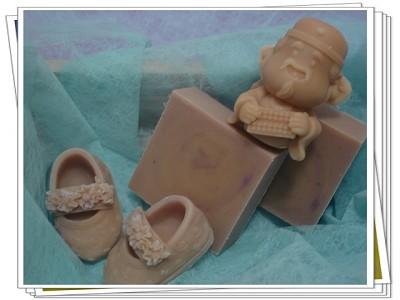 薰衣草母乳皂