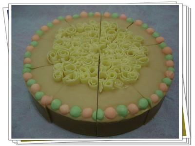 手工蛋糕皂