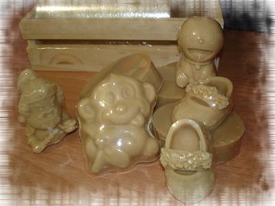 洋甘菊母乳卸妝皂