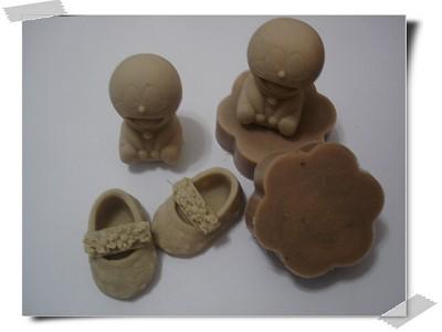 排毒綠石泥母乳皂
