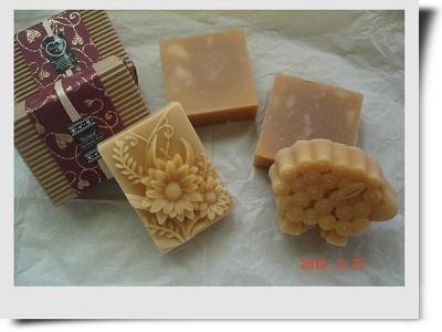 蜂蜜洋甘菊母乳皂