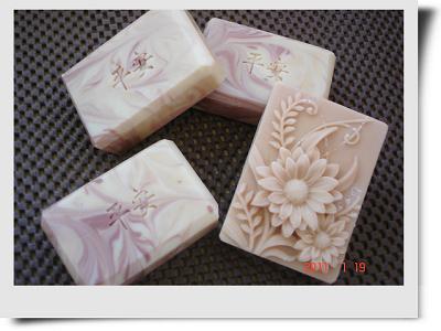 玫瑰香氛母乳皂