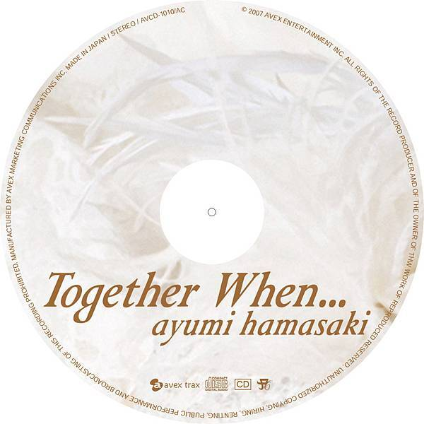 Together When...歌迷自製CD