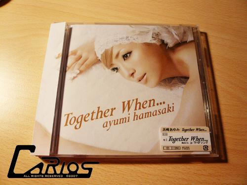 Together When...歌迷自製實物