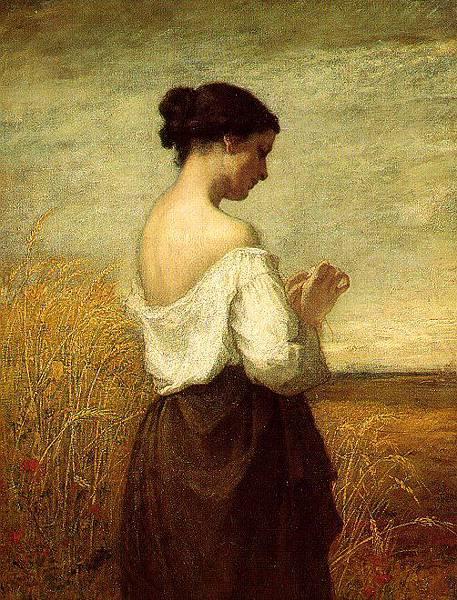 杭特-農婦