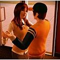 與網友漫舞