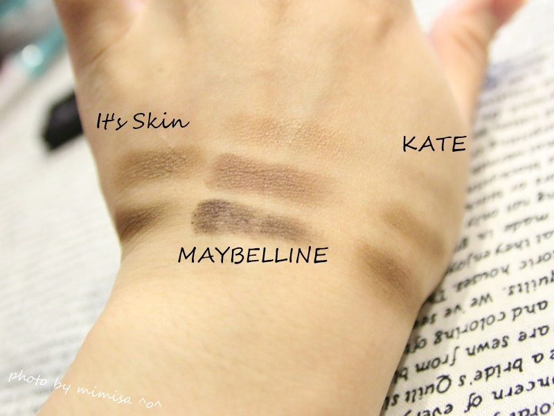 maybelline It's Skin 眉粉 (11)