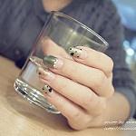 新竹 粉粉美甲 光療 (4)