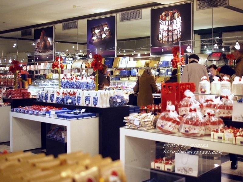 北歐 芬蘭 赫爾辛基 咖啡 巧克力 FAZER (11)