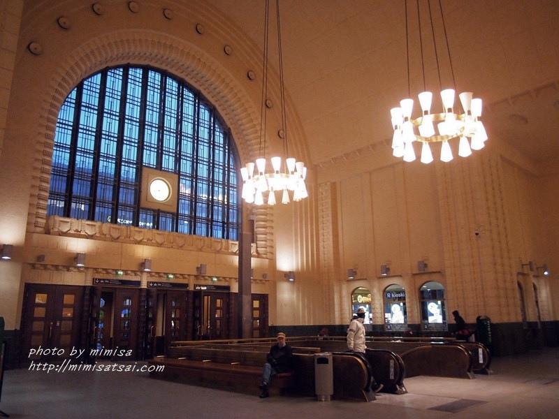 北歐 旅行 景點 赫爾辛基 中央火車站 (8)