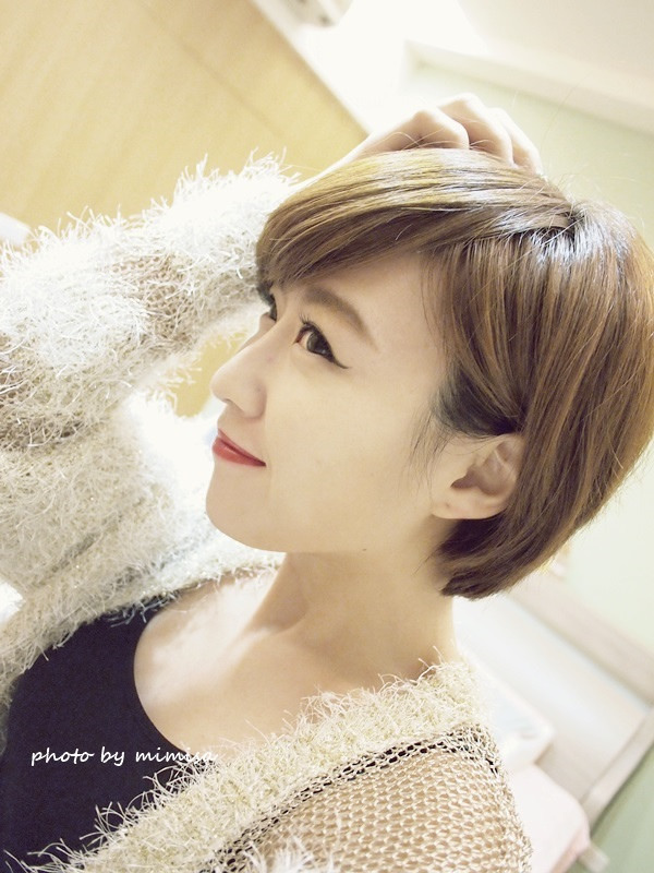 短髮 造型  (15)