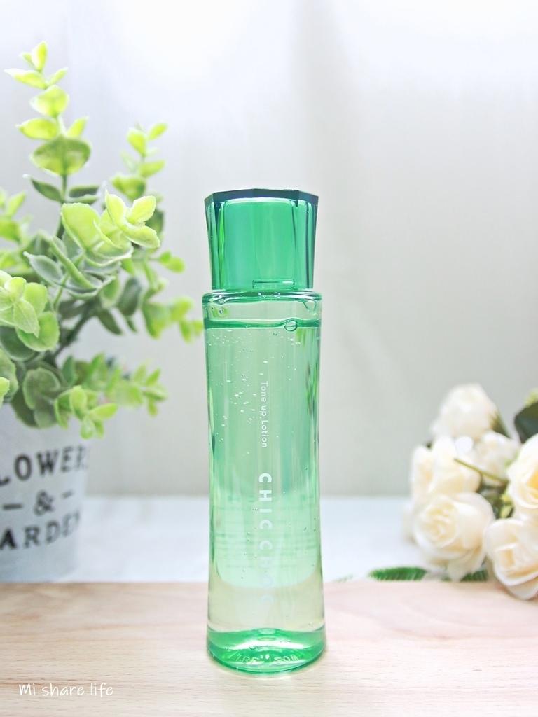 CHIC CHOC植萃舒活化粧水